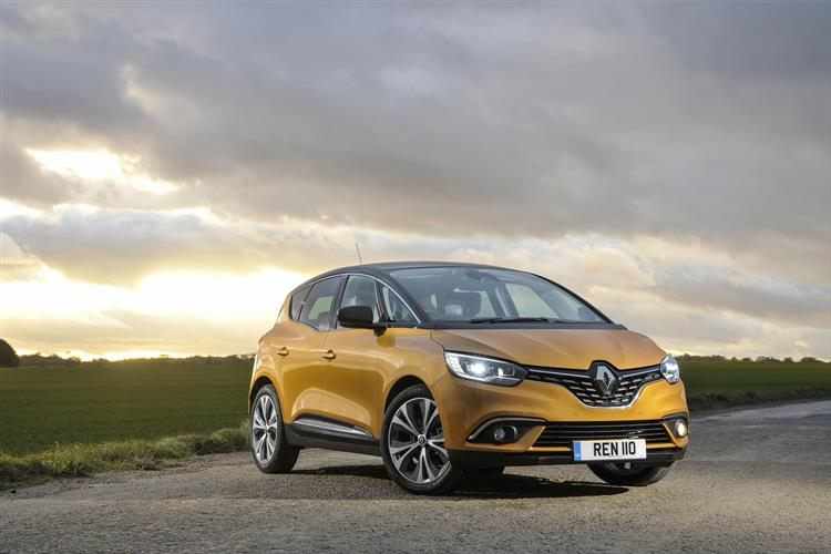 Renault SCENIC 1.3 TCE 140 Play 5dr