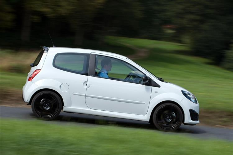 2008 2012 Renault Twingo Renaultsport Review Exchange And Mart