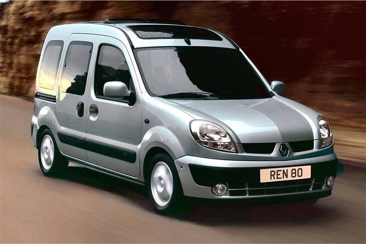 New Renault Kangoo (1999 - 2008) review