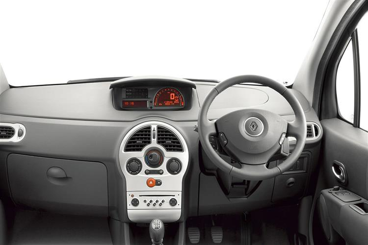 New Renault Modus (2004 - 2008) review