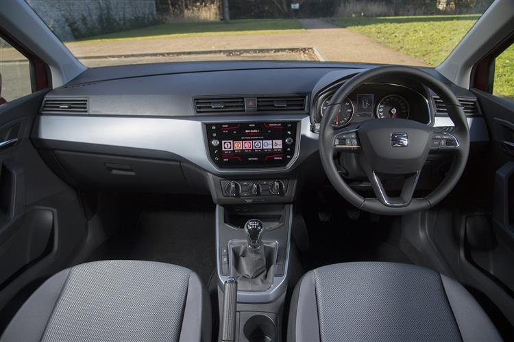 Seat ARONA 1.6 TDI SE [EZ] 5dr