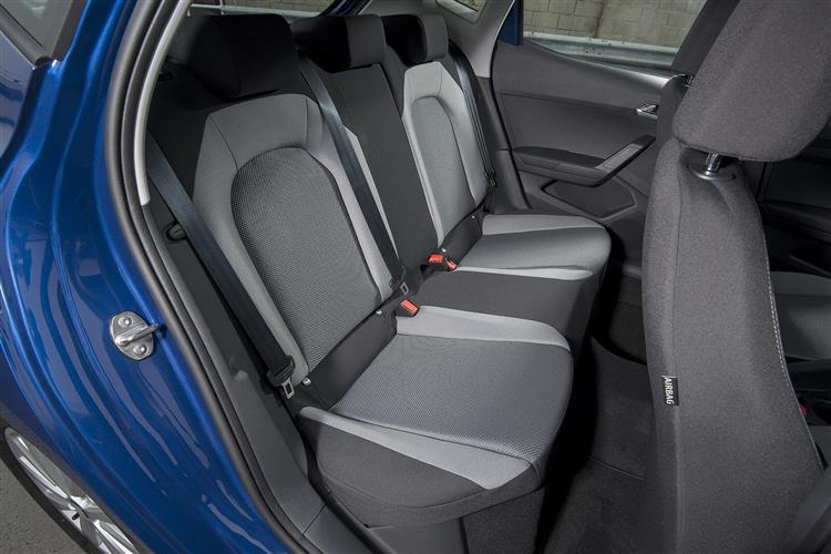 Seat IBIZA 1.0 SE [EZ] 5dr