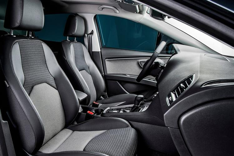 Seat LEON 2.0 TDI 150 SE Dynamic [EZ] 5dr DSG
