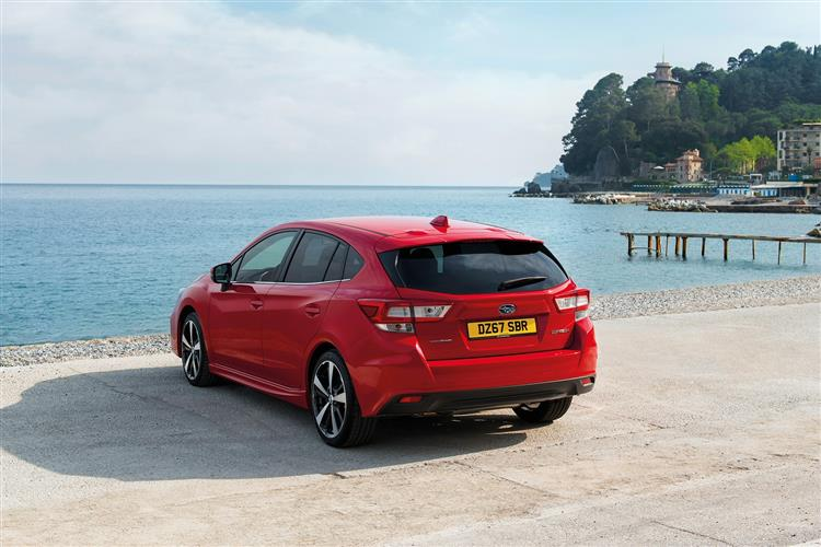 Subaru Impreza Leasing Contract Hire