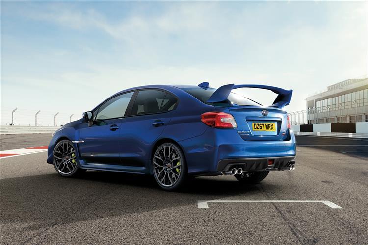 Subaru Wrx Sti Leasing Contract Hire
