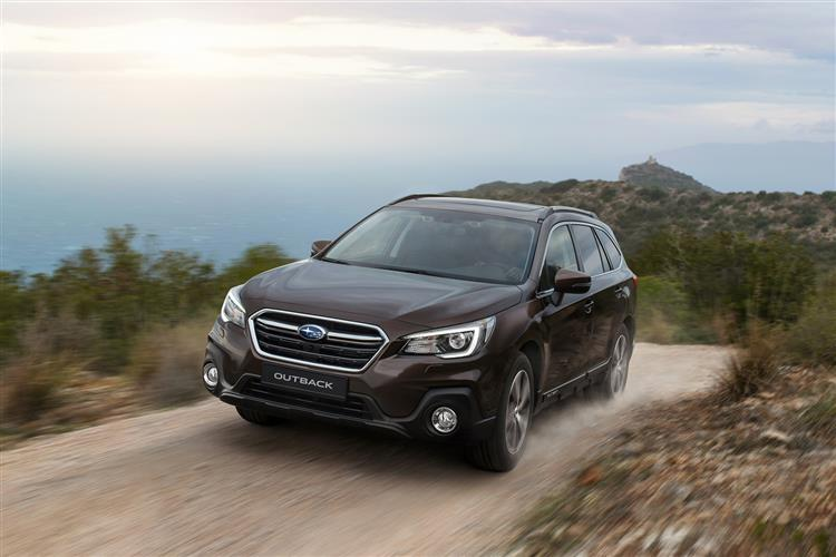 Subaru Outback Leasing Contract Hire