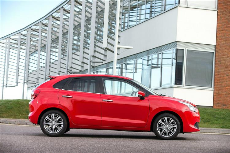 New Suzuki Baleno review