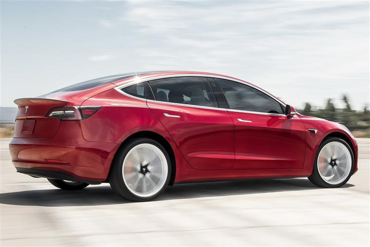 Tesla MODEL 3 Performance AWD 4dr Auto