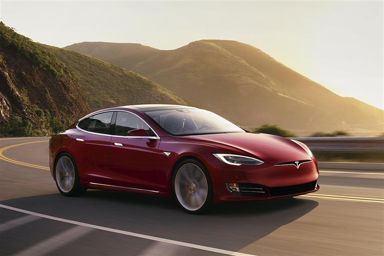 Tesla MODEL S Standard Range AWD 5dr Auto