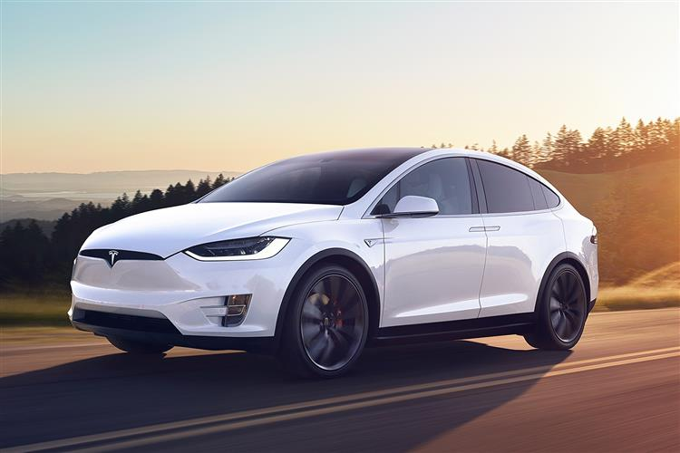 New Tesla Model X review
