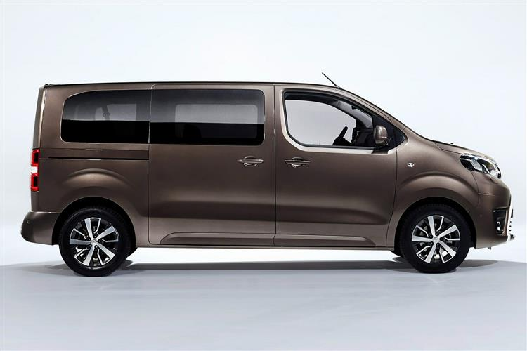 New Toyota Proace Verso review