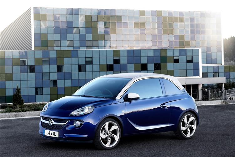 Vauxhall ADAM 1.4T S 3dr