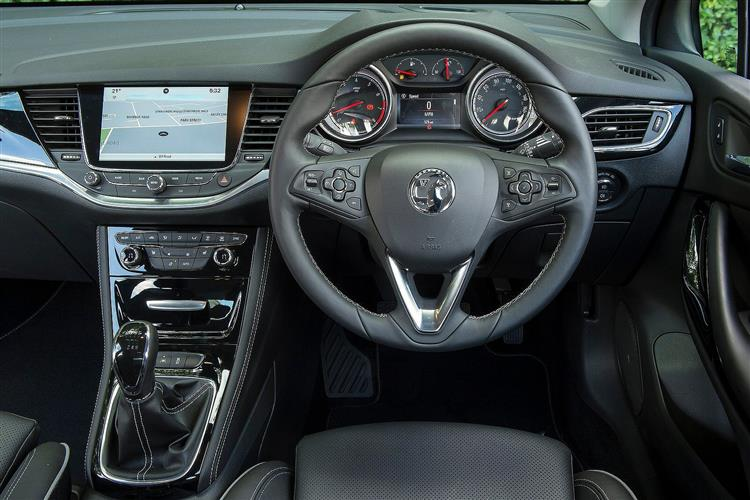 Vauxhall ASTRA 1.2 Turbo 130 SE 5dr