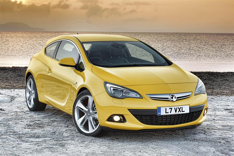 Nearly New 17 Vauxhall Gtc 1 4t 16v Limited Edition 3dr Nav