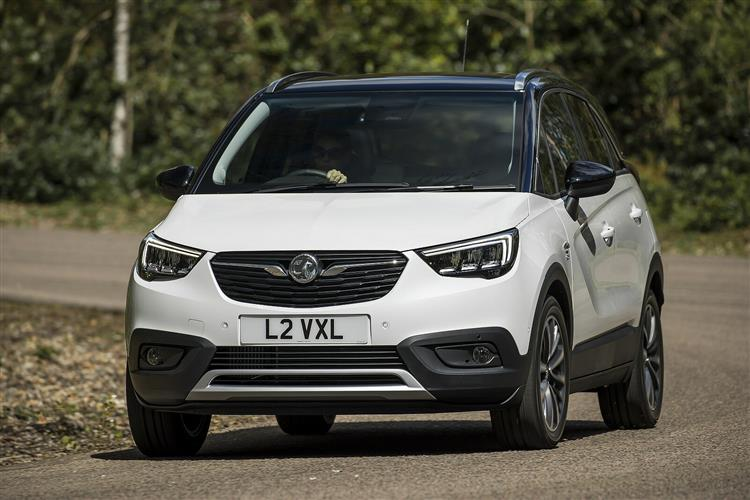 Vauxhall CROSSLAND X 1.2 [83] Griffin 5dr [Start Stop]
