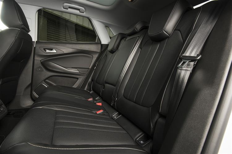 Vauxhall GRANDLAND X 1.5 Turbo D Business Edition Nav 5dr Auto