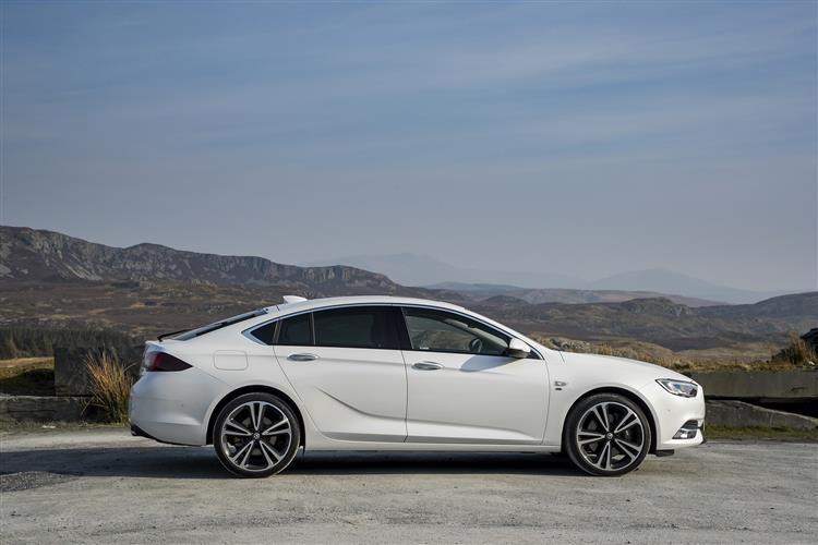 Vauxhall INSIGNIA 1.5 Turbo D SRi VX-Line Nav 5dr Auto