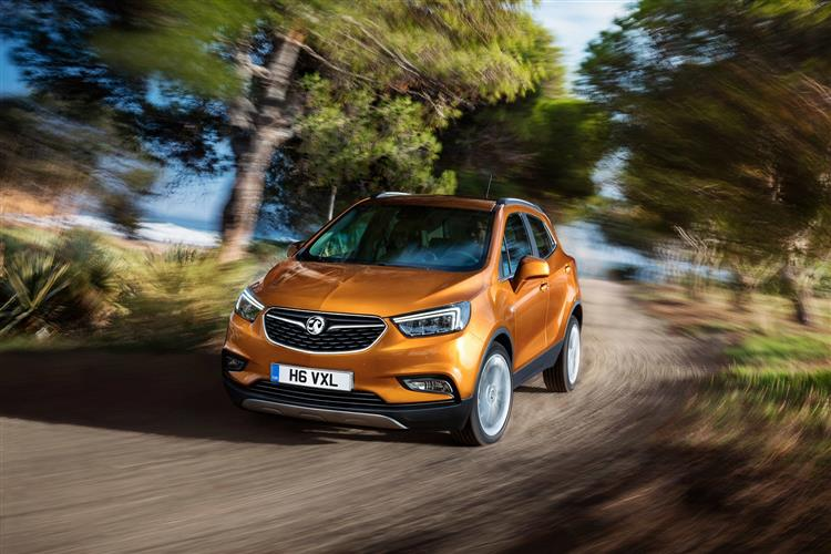 New Vauxhall Mokka X 1.4T 4x4 review