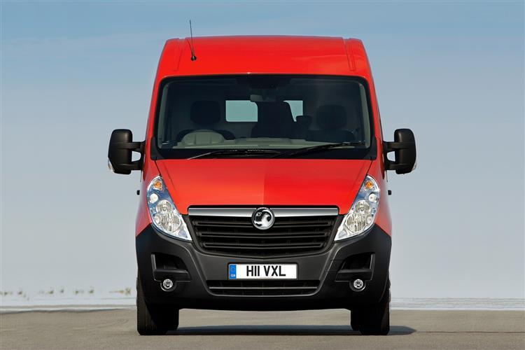 Vauxhall MOVANO 2.3 CDTI H2 Van 130ps