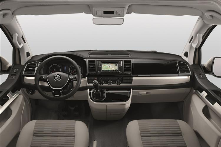 Volkswagen CALIFORNIA 2.0 TDI Coast 5dr DSG