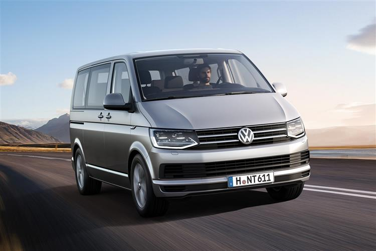 Volkswagen CARAVELLE 2.0 TDI Executive 199 4MOTION 5dr DSG
