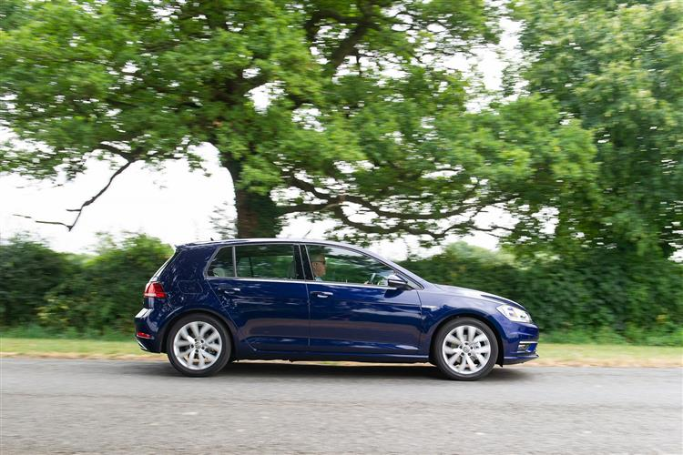 Volkswagen GOLF 2.0 TDI GT Edition 5dr