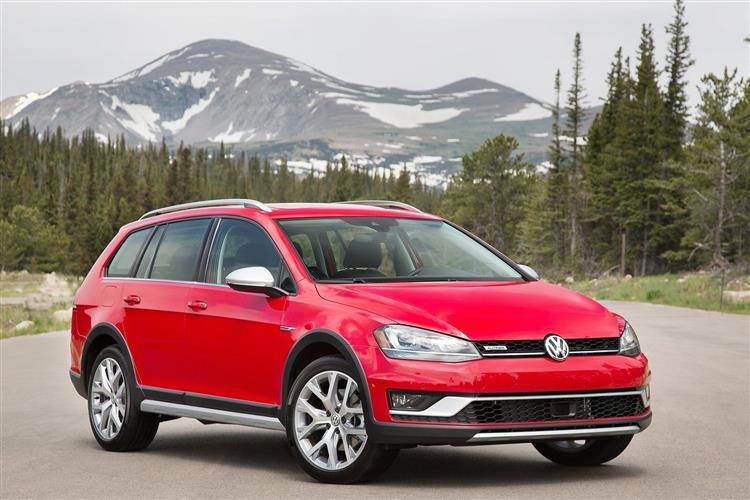 Volkswagen GOLF ALLTRACK 2.0 TDI 184 5dr DSG