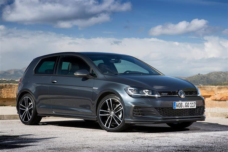 Volkswagen GOLF 1.5 TSI EVO 150 Match Edition 5dr DSG