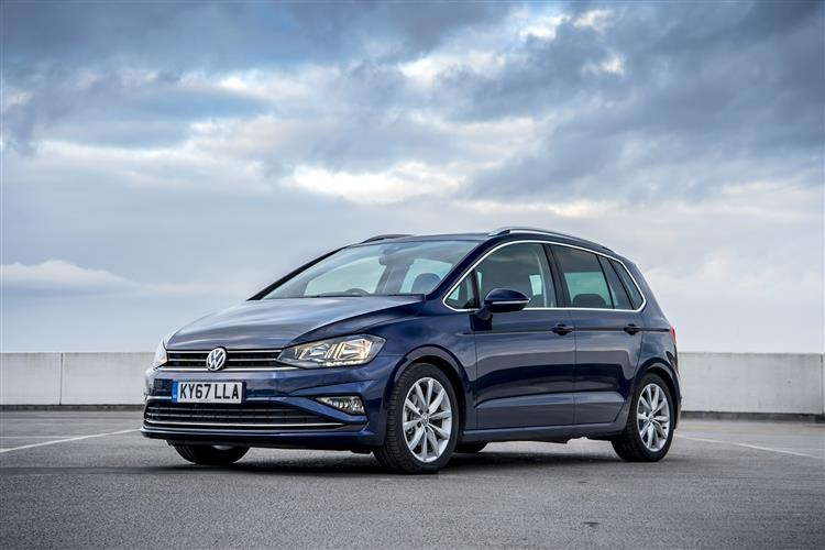 Volkswagen GOLF SV 1.5 TSI 130 GT BlueMotion 5dr