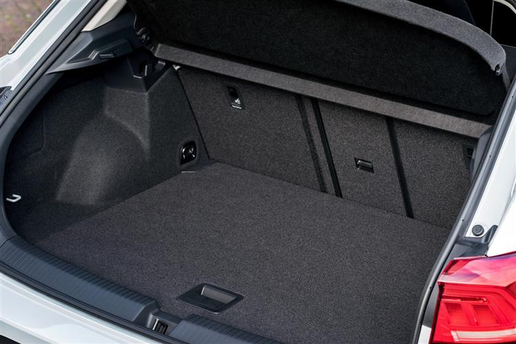 Volkswagen T-ROC 1.0 TSI Black Edition 5dr