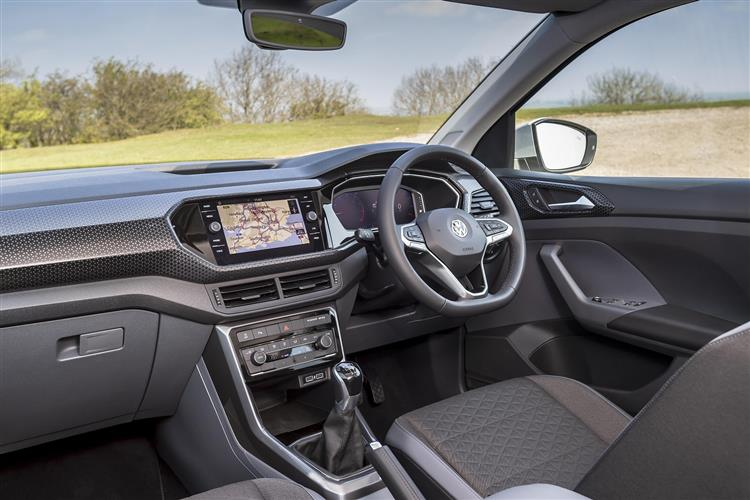 Volkswagen T-CROSS 1.0 TSI 110 SEL 5dr DSG