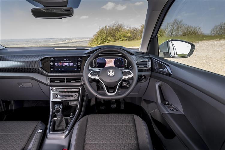 Volkswagen T-CROSS 1.0 TSI S 5dr