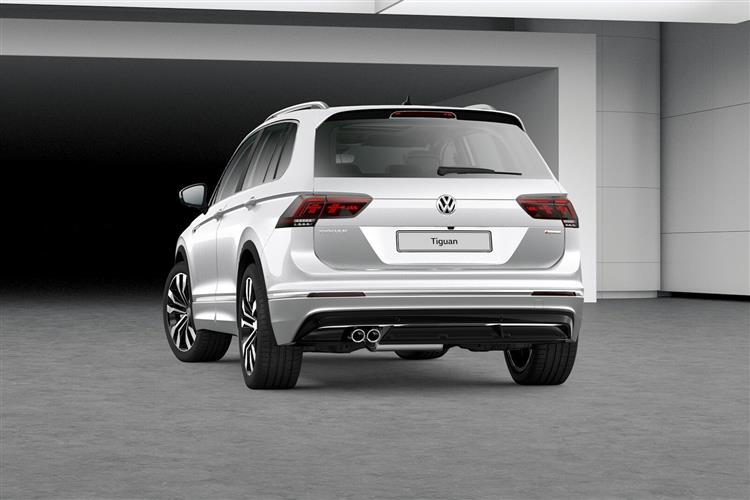 Volkswagen TIGUAN 2.0 TDi BMT 150 SEL 5dr