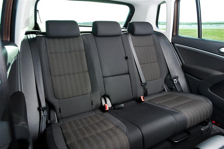 New Volkswagen Tiguan (2007 - 2011) review