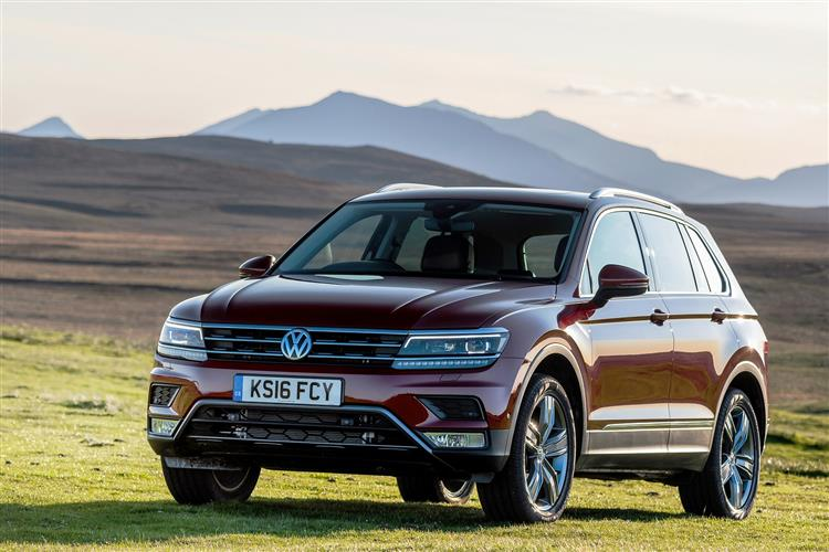 Volkswagen TIGUAN 1.5 TSi EVO 150 Match 5dr