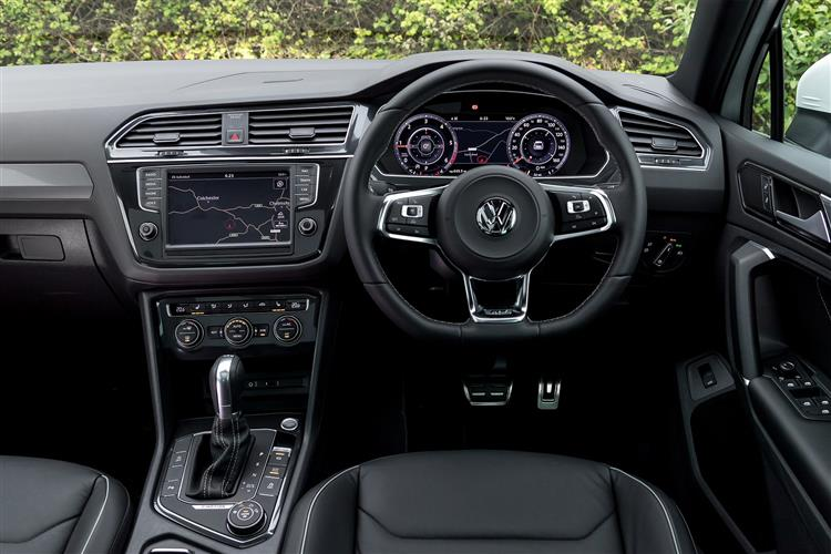Volkswagen TIGUAN 2.0 TDi 150 R Line Tech 5dr DSG