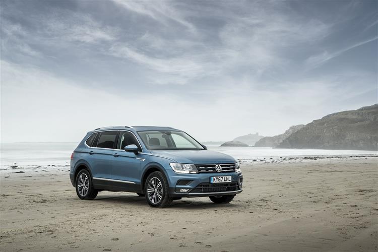 Volkswagen TIGUAN ALLSPACE 1.4 TSI SEL 5dr DSG