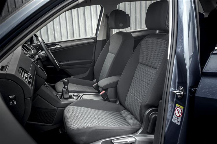 Volkswagen TIGUAN ALLSPACE 2.0 TSI 190 4Motion SEL 5dr DSG