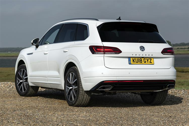 Volkswagen TOUAREG 3.0 V6 TDI 4Motion SEL Tech 5dr Tip Auto