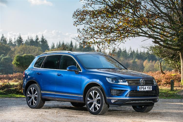 Vw touareg lease deals uk