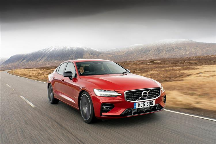 volvo s60 2 0 t5 r design plus 4dr auto leasing deals