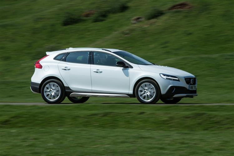 Volvo V40 T3 [152] Cross Country Edition 5dr Geartronic