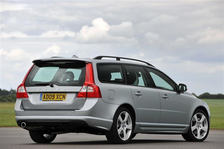 New Volvo V70 (2007 - 2010) review
