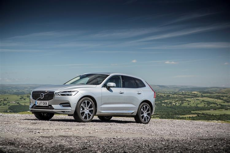 Volvo Xc60 Finance And Leasing Deals - LeasePlan