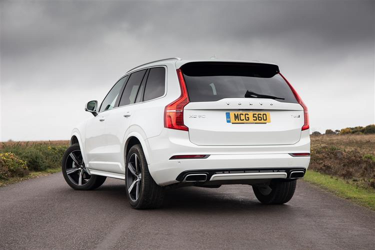 Volvo XC90 2.0 B5 [235] Inscription 5dr AWD Geartronic