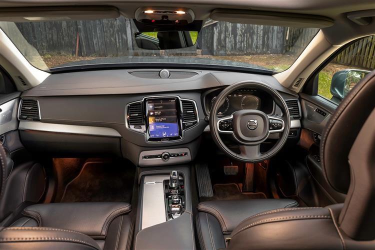 Volvo XC90 2.0 B5 [235] Inscription 5dr AWD Geartronic