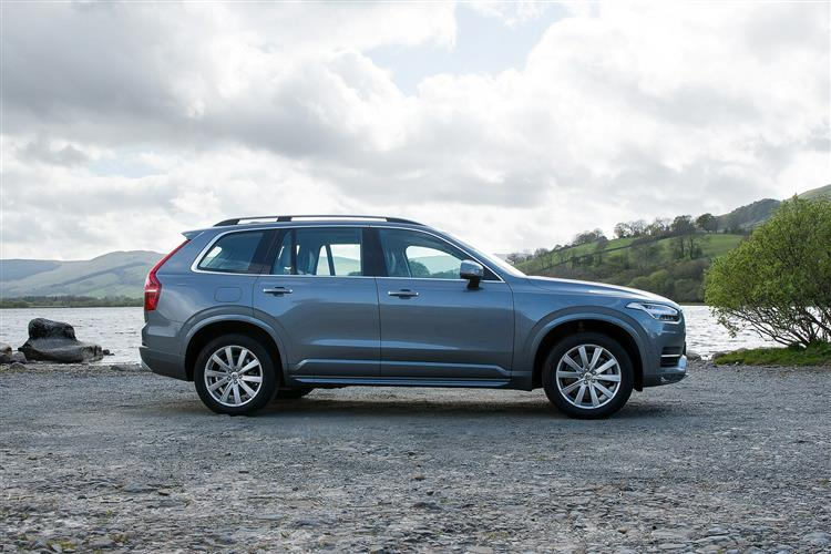 Volvo Xc90 Finance And Leasing Deals - LeasePlan