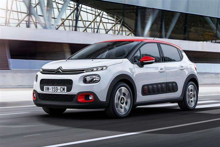 Citroen C3 1.2 PureTech 83 Flair Plus 5dr