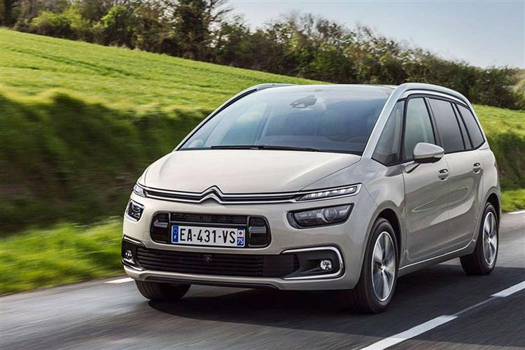 Citroen GRAND C4 SPACETOURER 1.2 PureTech 130 Flair Plus 5dr