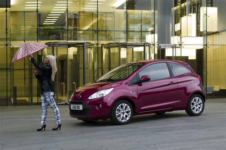 Ford Ka Review Exchange And Mart